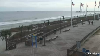 Myrtle Beach Boardwalk Live Webcam