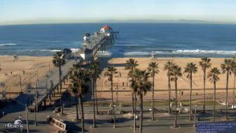 Dettagli webcam Huntington Beach
