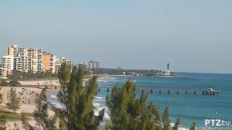 Pompano Beach Pier Cam The Best Beaches In World