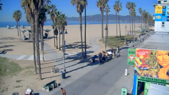 venice beach webcam